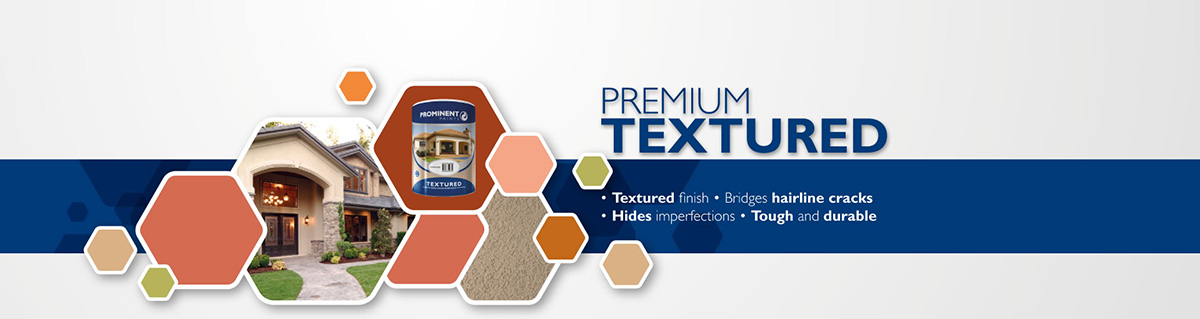 Prominent Paints Premium Textured