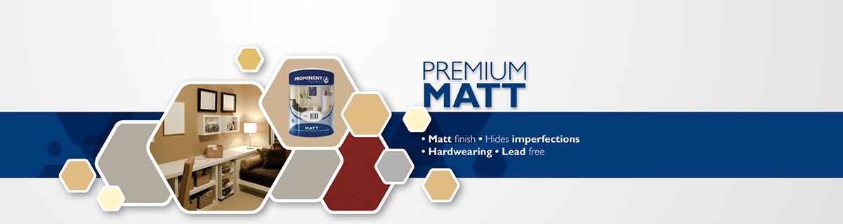 Prominent Paints Premium Matt