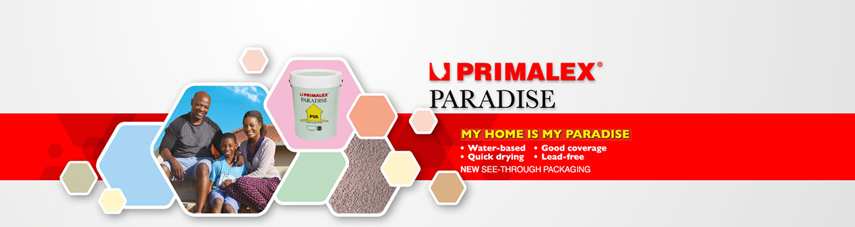 Prominent Paints Primalex Paradise
